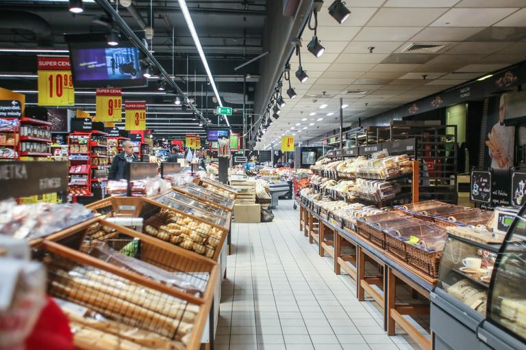 Centrum handlowe sklep handel