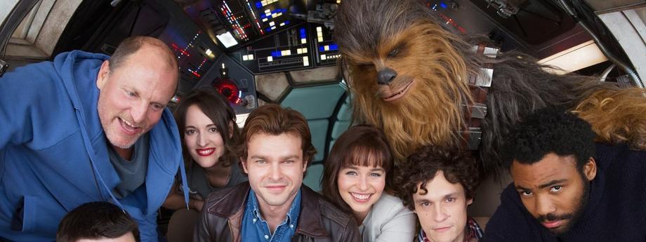 Han Solo obsada