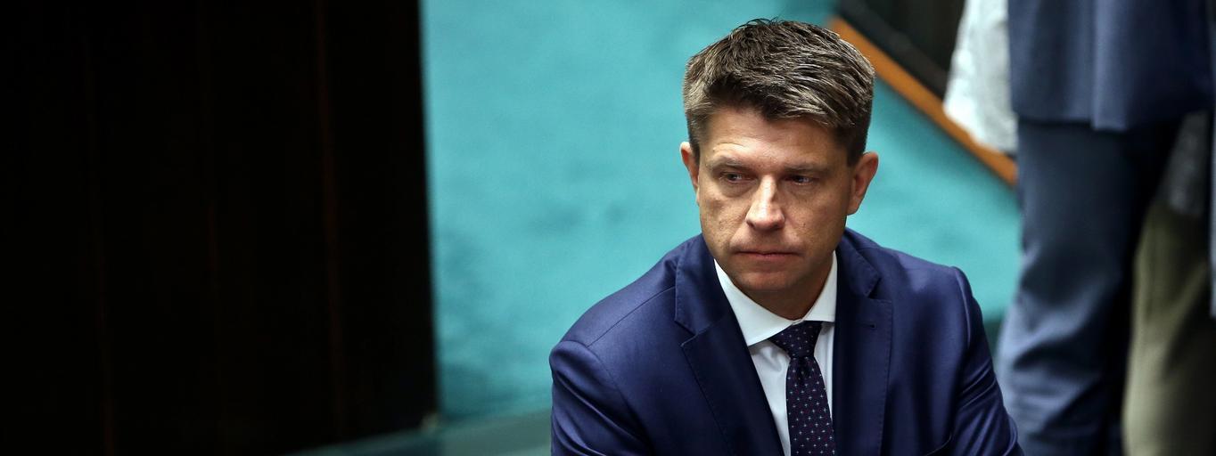Ryszard Petru Sejm .Nowoczesna polityka