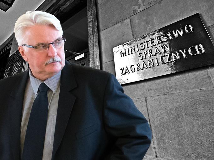 Witold Waszczykowski MSZ