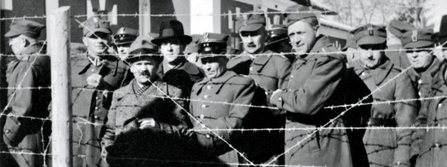 Obóz dla internowanych żołnierzy Wojska Polskiego, Targoviste, Rumunia