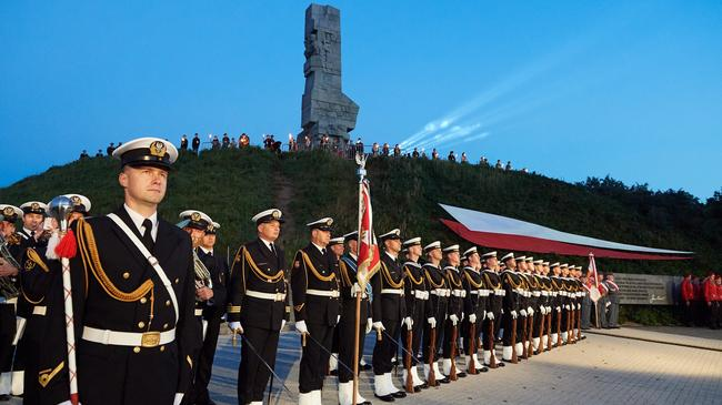 Kompania honorowa Wojska Polskiego