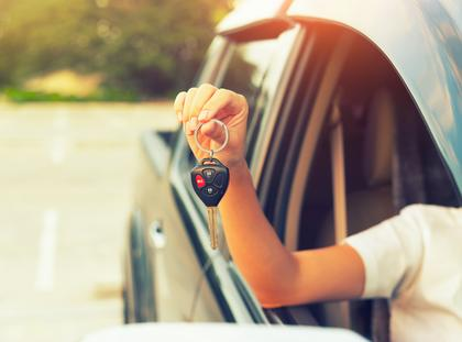 kluczyki samochód auto
