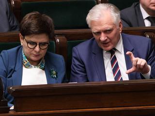 Gowin krytycznie o tempie działań i sposobie podejmowania decyzji rządu Szydło
