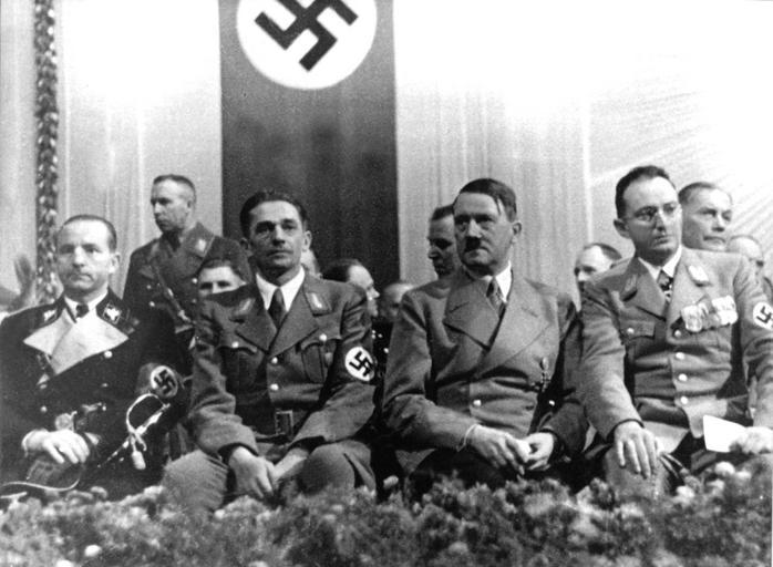 Drittes Reich - Eingliederung des Sudetenlandes