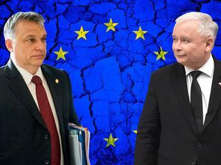 Orban: Węgry zablokują unijne sankcje na Polskę