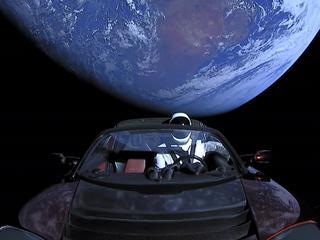 Kosmiczny odjazd