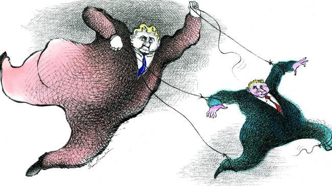 Kaczor i Orban