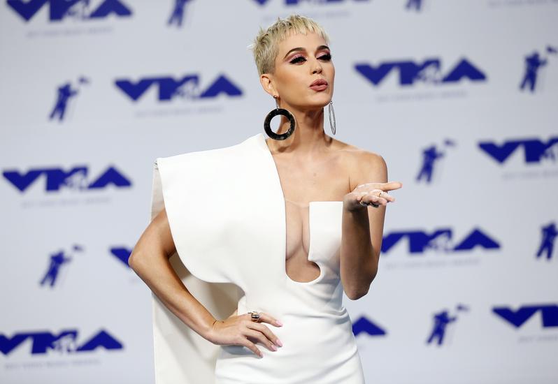 2017 MTV Video Music Awards d Arrivals d Inglewood, California