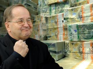 Ile ma na koncie o. Tadeusz Rydzyk?