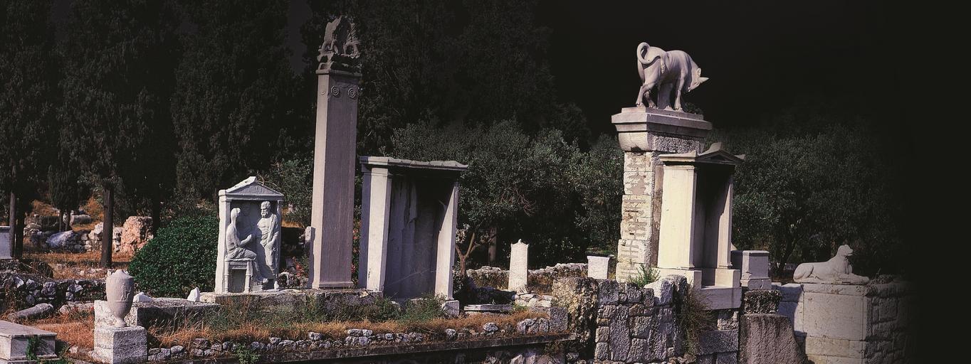 cmentarz Kerameikos