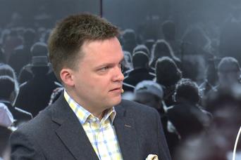 Hołownia: Polacy myślą, że mają misję ratowania świata przed Islamem