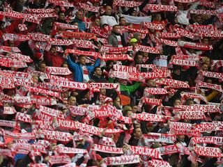 Reprezentacja Polski piłka nożna futbol kibice fani Stadion Narodowy