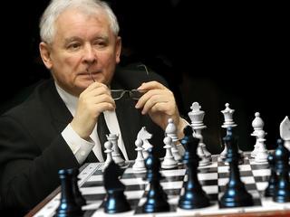 Typowy ruch Kaczyńskiego. Gdy trwoga, to zaczyna grać Niemcami