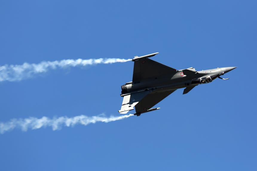 Francuski myśliwiec wielozadaniowy Dassault Rafale