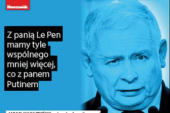 Kto ma długi nos, kto za małe rączki, a kto jest odbiorcą lewackich mediów?