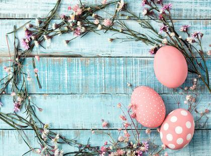 Wielkanoc jajka wielkanocne pisanki