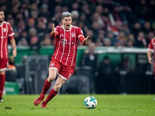 Lewandowskiemu niewiele zabrakło. Kto strzelił najwięcej goli w 2017 r. ?