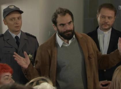 TVP/Screen, ojciec Mateusz, bomba, serial
