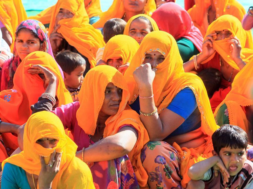 Menstruacja to wciąż wstydliwy temat w wielu rejonach Indii