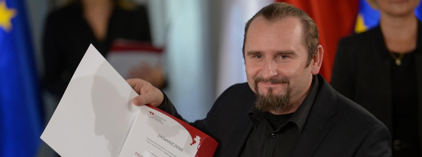 Piotr Liroy-Marzec sejm PKW