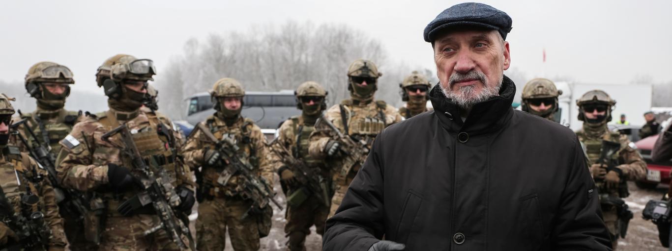 Pokaz wojsk Obrony Terytorialnej