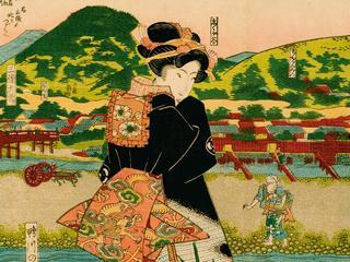 Drzeworyty ukiyo-e