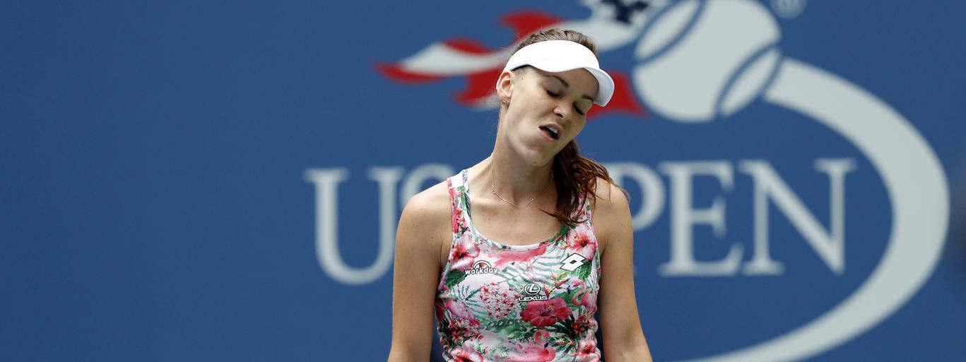 Agnieszka Radwańska tenis US Open 2017 WTA Tour