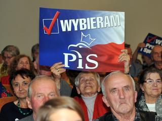 Wyborcy PiS wpuścili nas do swojego świata