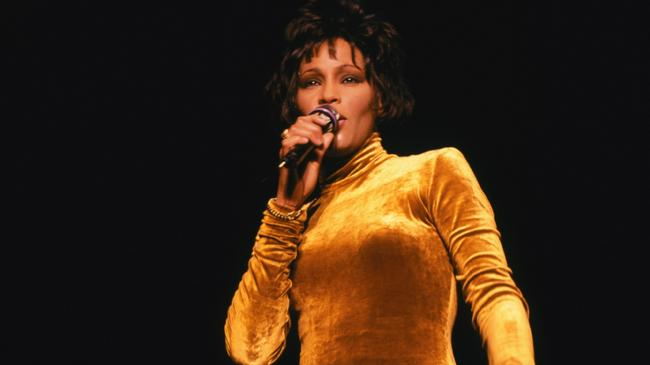 Whitney Houston in Concert - Queen of Pop 1963-2012