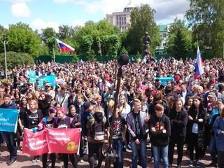 Protesty w Rosji. Nawalny aresztowany. Rozpylono gaz [NA ŻYWO]
