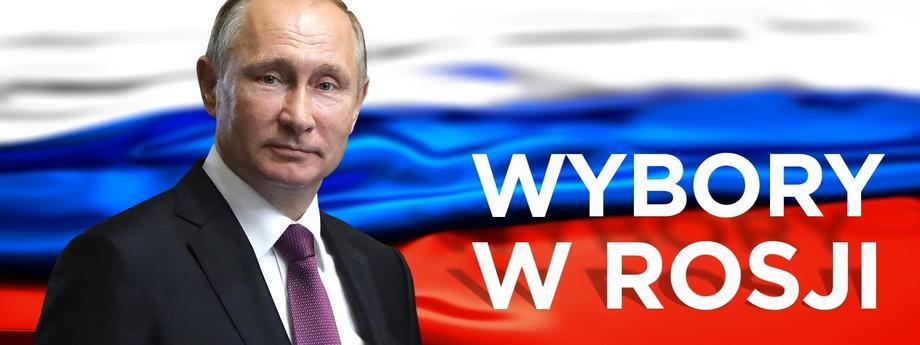 wybory w rosji władimir putin