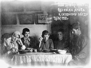 Jak Stalin zagłodził Ukrainę