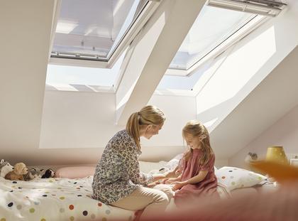Okna dachowe dom Velux