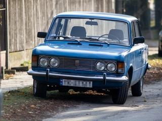 Duży Fiat. Piękny 50-latek
