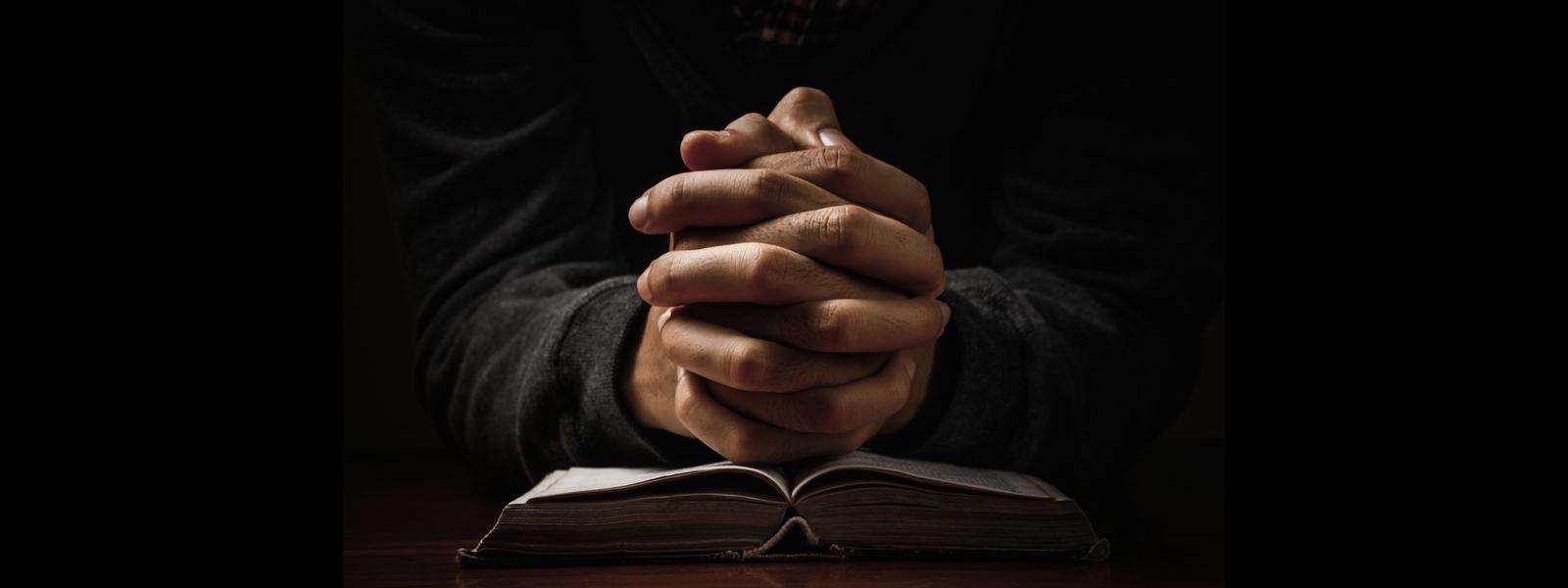 modlitwa Kościół ręce