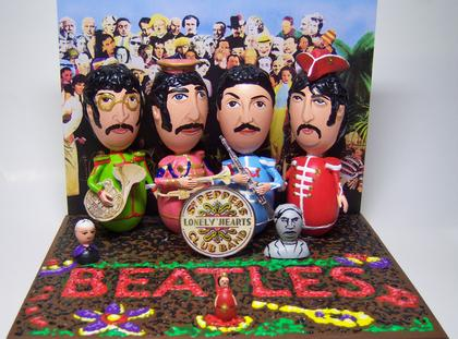 Sgt. Peppers lonely hearts club band, The Beatles