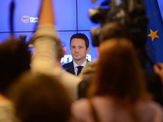 Schetyna przedstawił kandydata na prezydenta Warszawy. Nowoczesna zaskoczona