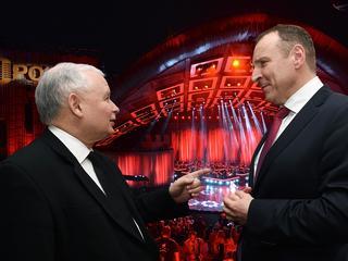 Jacek Kurski Jarosław Kaczyński Opole