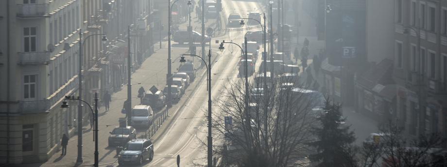 Alarm smogowy w Krakowie