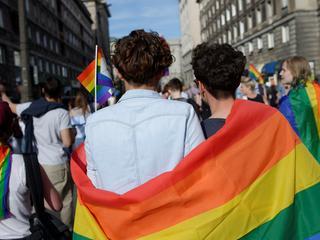 Licealiści wyrzuceni z sejmu. Bo mieli przypinki Parady Równości i partii Razem