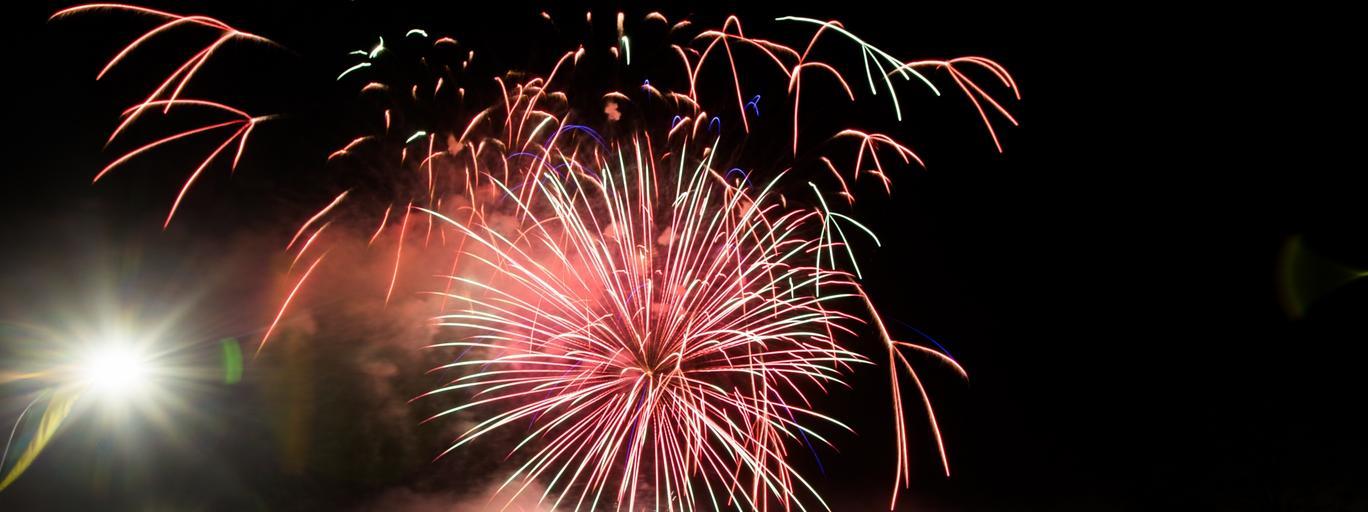 sylwester, nowy rok, sztuczne ognie, fajerwerki