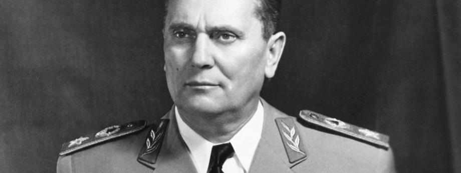 Marshal Tito Yugoslav Premier