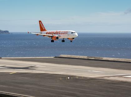 Madera lotnisko w Funchal