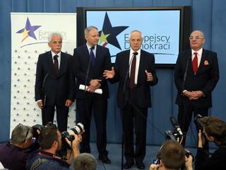 Michał Kamiński przechodzi do PSL. Niebawem mogą to uczynić wszyscy Europejscy Demokraci