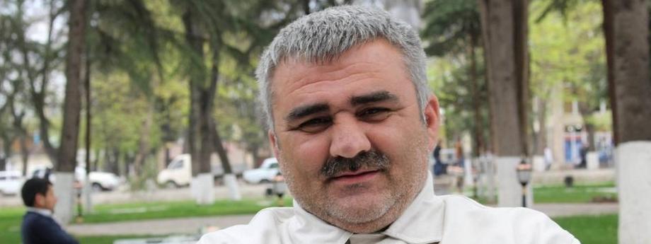 Afgan Mukhtarli, Azerbejdżan, Gruzja