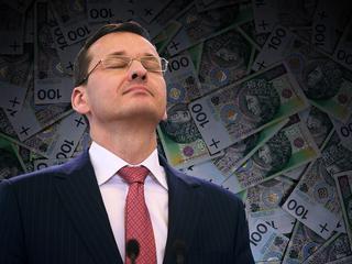 """1,5 mln zł """"nagrody"""" dla raptem 21 osób. Gigantyczne premie dla ministrów"""