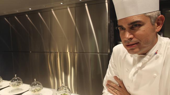 Benoit Violier kuchnia gotowanie gwiazdki Michelina