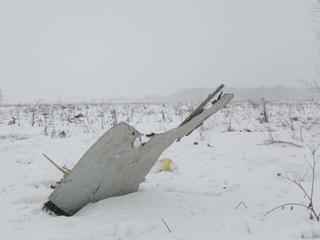 Katastrofa samolotu pod Moskwą. Zginęło 71 osób