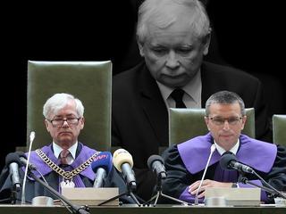 Sąd Najwyższy ustąpił przed PiS